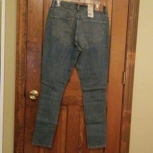Levi's Jeans - Distressed Jean.
